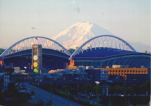 Scenes from Seattle, Washington, by Madge
